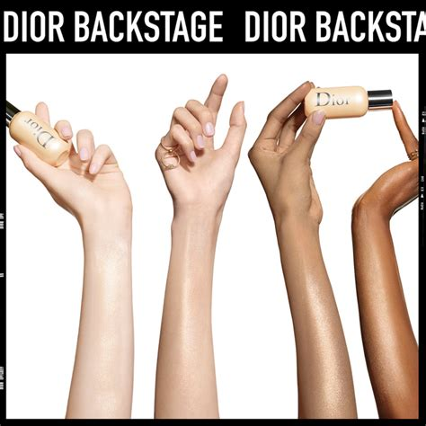 Dior Backstage Face & Body Glow Available NOW Dior ...
