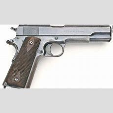 Colt M1911  History Of Us Army Guns Cnnmoney
