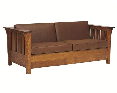 Mission Style Sleeper Sofa by Mission Style Sleeper Sofa Nrhcares