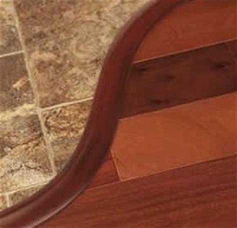 curved transition for laminate flooring hardwood floors moldings and floors on