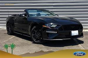 New 2019 Ford Mustang GT Premium RWD 2D Convertible
