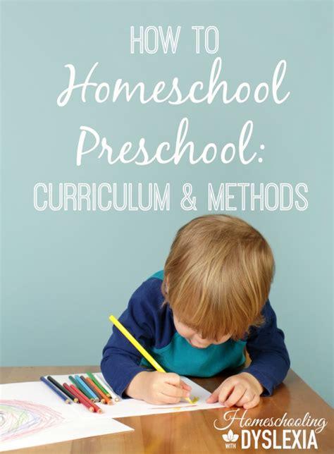 homeschool preschool curriculum and methods 757 | How to Homeschool Preschool