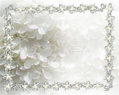 wedding invitation jeweled stock photo  irisangel