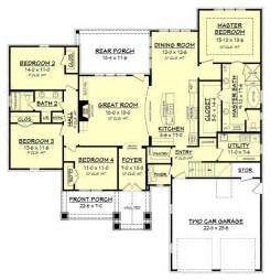 open floor plan ranch style homes oak harbor house plan house plan zone