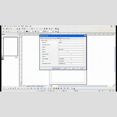 How To Create A Biz Card Using Open Office Draw 31 By Icttoolbox From Screenrcom Youtube