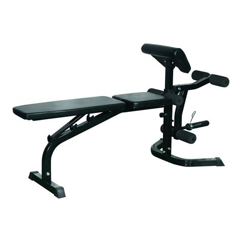 Soozier Olympic Weight Bench  Black Bestsellers