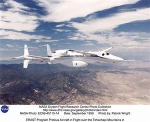 Proteus EC99-45110-14: ERAST Program Proteus Aircraft in ...
