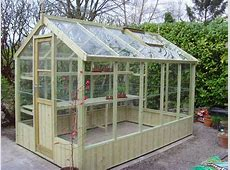 Swallow Kingfisher 6x10 Wooden Greenhouse Greenhouse Stores
