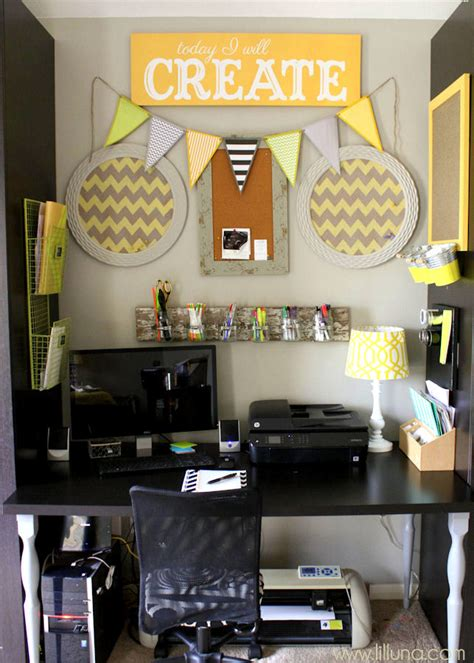 Craft Room Organization Ideas  Lil' Luna