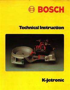 Mercedes Benz Fuel Injection Service Manual