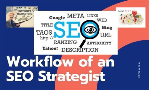 Seo Steps by Seo Strategist What Are The Seo Strategy Steps Rubel