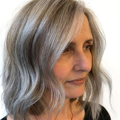 To Brown Turned Grey by 9672 Best Glorious Grey Images On Grey Hair