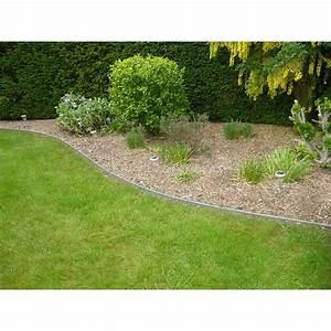 Bordure De Jardin : bordure jardin metal 100 mm ~ Melissatoandfro.com Idées de Décoration
