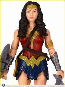 Mattel Dc Comics   U0026 39 Batman V Superman  Dawn Of Justice U0026 39  6 U2033 Action Figure  U2013 Gal Gadot As Wonder