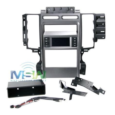 purchase scosche fd1447ab in dash 2 din dash installation kit for 2010 2012 ford taurus