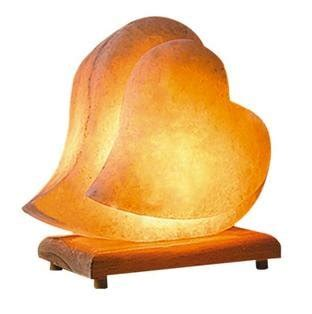 himalayan salt l ionic air purifier hand carved