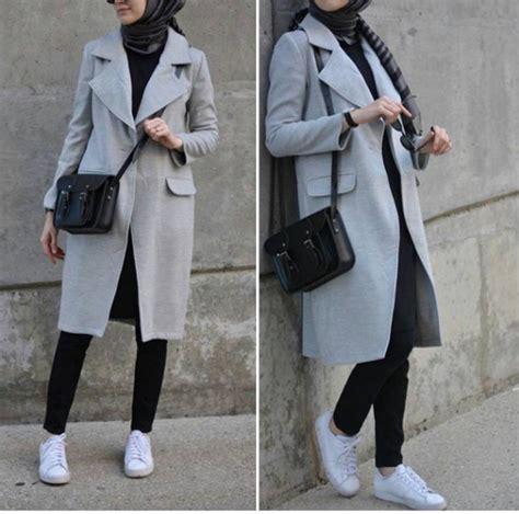 manteaux pour hijab  styles hijab inspirants pour la