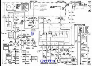 Chevy 98 S10 Tail Light Wiring Diagram