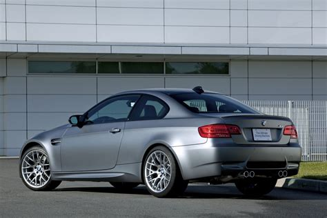 2011 Bmw Frozen Gray M3 Coupe