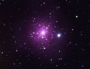 Astronomers map dark matter distribution in 3D in Abell 383 galaxy cluster