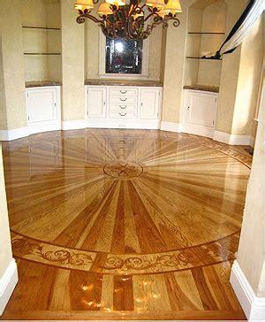 Scraped Hardwood Floors by Rode Bros Wood Floors Inlays And Borders