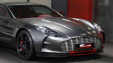 Ultra Rare Aston Martin One 77 Q Series For Sale In Dubai