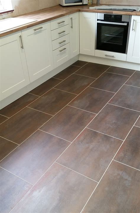 A Stunning Karndean Kitchen Floor   Red Carpets Leicester