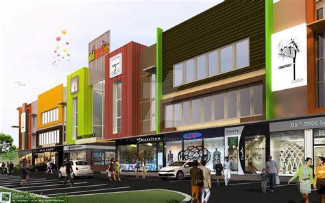 front elevation design for commercial building shop guide dr marten popup store caign
