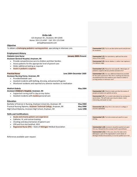 Edit Resume by Resume Editing Fast And Affordable Scribendi