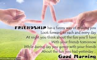 morning messages for friends quotes and wishes wishesmessages