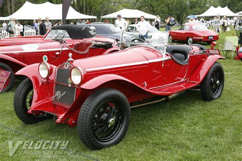 1930 Alfa Romeo 6c 1750 By Zagato Pictures