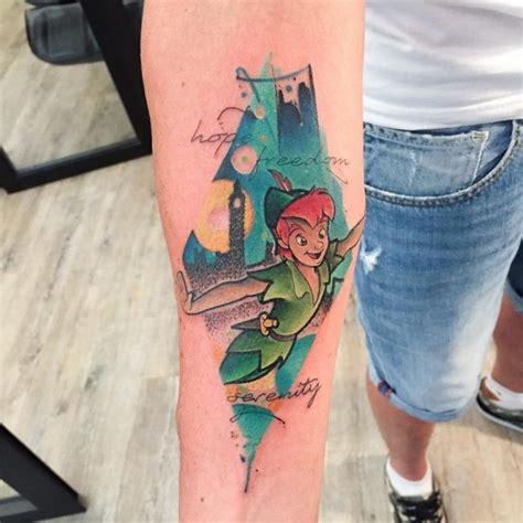 peter pan tattoos  grow
