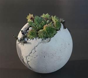 Gussformen Selber Herstellen : die besten 25 betonkugel selber machen ideen auf ~ Michelbontemps.com Haus und Dekorationen