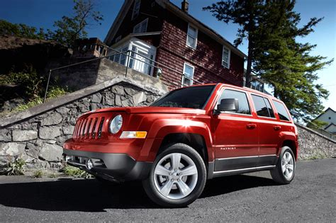 2018 Jeep Patriot Reviews Features Photos Price