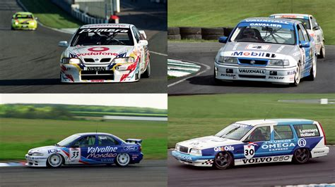 Poll: Which is your favourite Super Touring car? Round 3 ...