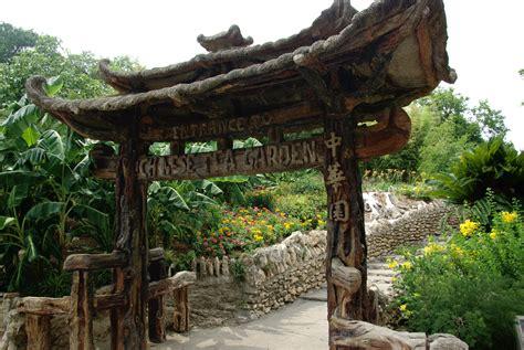 entrance to japanese tea garden san antonio tx flickr