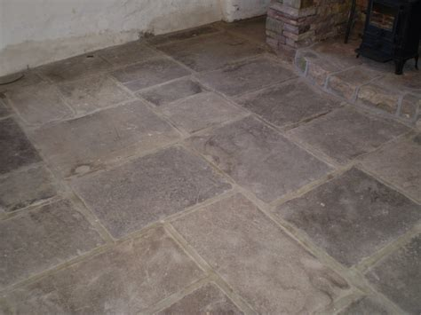 natural stone flagged flooring internal stone features