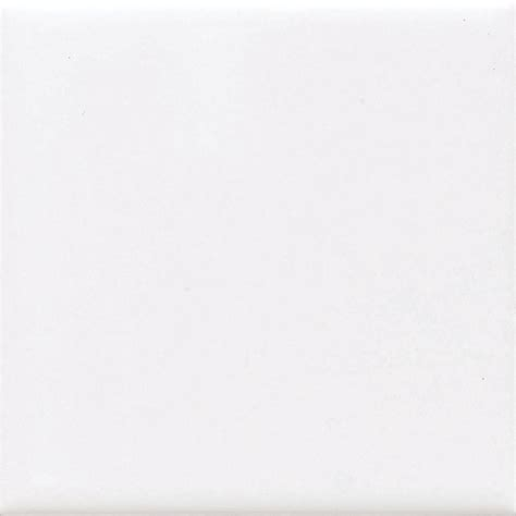 White Ceramic Tile daltile finesse bright white 4 in x 4 in ceramic wall