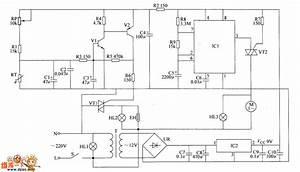 Eggs Automatic Incubator Circuit Diagram 2