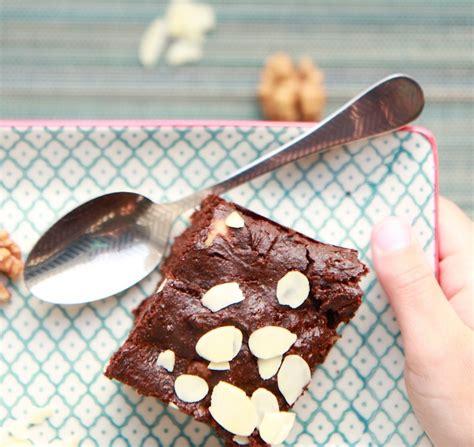 comment cuisiner les petits pois brownie quot 500 quot multi noix sans gluten 1 2 3 veggie