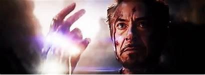 Endgame Avengers Tony Iron Stark Snap Thanos