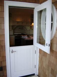 Hand Made Dutch Doors by Lacey Door & Millwork