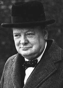 Sir Winston Churchill (1874-1965) | Historia Bélica