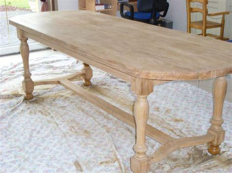 comment peindre une cuisine en bois comment relooker une table en chene atelier retouche