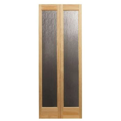 home depot interior glass doors pinecroft 24 in x 80 in decorative glass wood pine