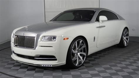 2014 Used Rolls-Royce Wraith 2dr Coupe at Rolls-Royce