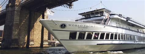 world yacht pier  nyc