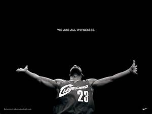 LeBron James Witness Wallpaper | Basketball Wallpapers at ...