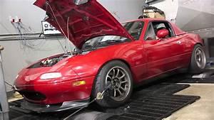 1991 Mazda Miata Turbo - 400whp Dyno