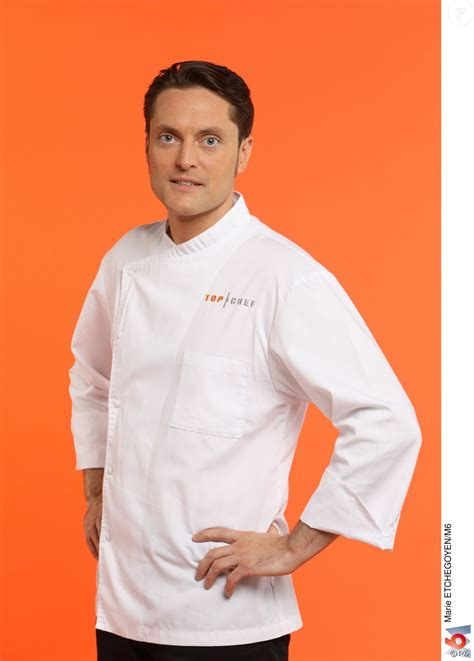 m6 cuisine top chef jean françois bury 34 ans candidat de top chef 2017
